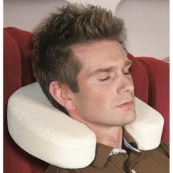 LANAFORM Comfort Plus ortopedický cestovní polštář