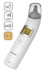 Infračervený multifunkční teploměr OMRON GentleTemp 521