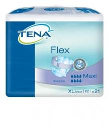 Plenkové kalhotky TENA Flex Maxi X-Large 21ks