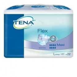 Plenkové kalhotky TENA Flex Maxi Large 22ks