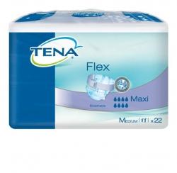 Plenkové kalhotky TENA Flex Maxi Medium 22ks