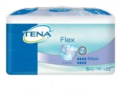 Plenkové kalhotky TENA Flex Maxi Small 22ks