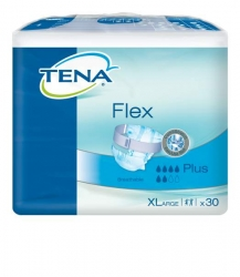 Plenkové kalhotky TENA Flex Plus X-Large 30ks