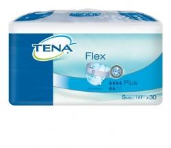 Plenkové kalhotky TENA Flex Plus Small 30ks