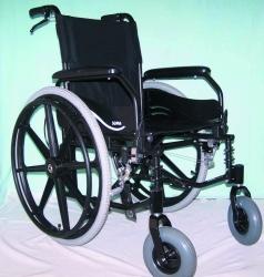Invalidní vozík mechanický SOMA 802WB Šíře sedačky 43cm