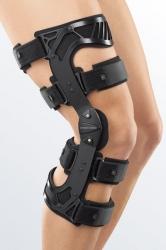 MEDI protect.4 evo - čtyřbodová kolenní ortéza Velikost XS, Varianta Levá