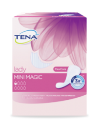 TENA Lady Mini Magic inkontinenční vložky 34ks