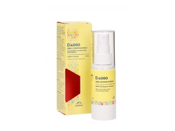 Nordaid Vitamin D3 spray 4000 IU