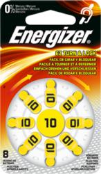 Baterie do naslouchadel Energizer 10, 8ks