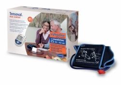 Tonometr digitální Tensoval Duo Control Family - s oběma typy manžet