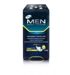 TENA Men Level 2 inkontinenční vložky 20ks