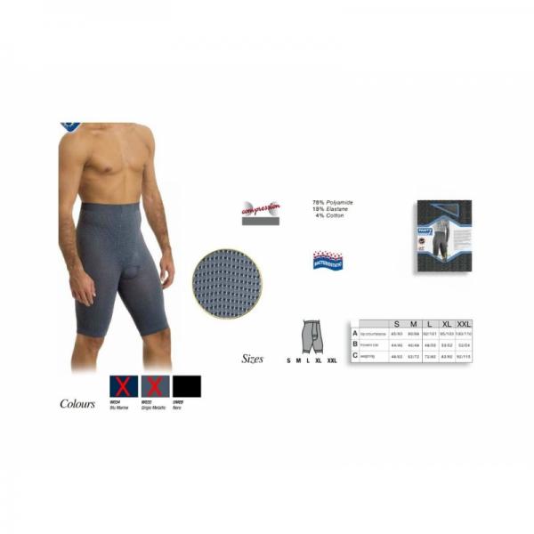 75dfd3a2567 SOLIDEA Panty Contour pánské masážní kalhoty
