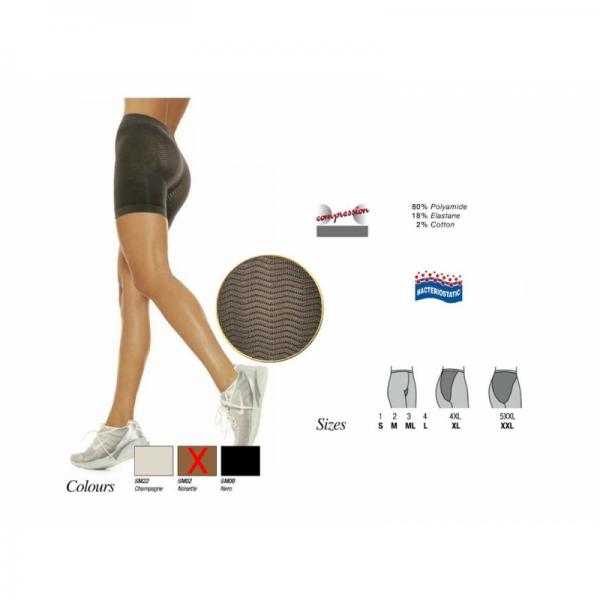 SOLIDEA Silver Wave Short masážní kalhoty 1104c504c5