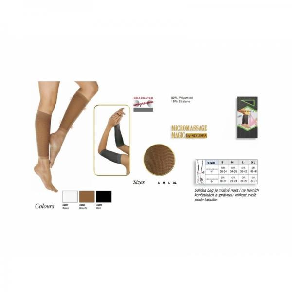 252e22ae888 SOLIDEA Leg masážní návlek